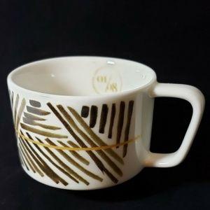 Starbucks Coffee Mug Artisan 01/08 Bone China